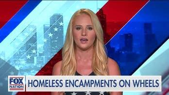 Tomi Lahren: California creates homeless encampments on wheels
