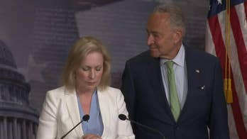 Senators Schumer and Gillibrand discuss the 9/11 Victim Compensation Fund