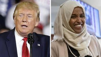 'Send her back' chant sparks liberal media firestorm