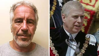 Prince Andrew accused of sex with alleged Epstein 'sex slave'