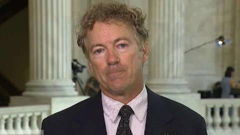 Rand Paul rejects claim he's blocking funding for 9/11  bill, accuses Jon Stewart of lying
