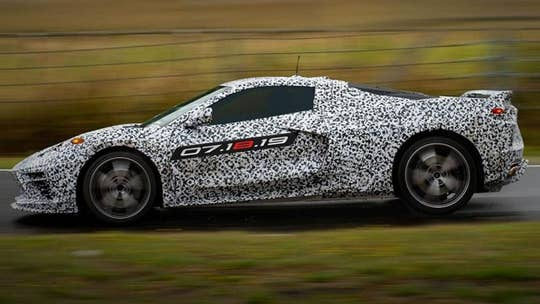 The first mid-engine Chevrolet Corvette is a long time coming