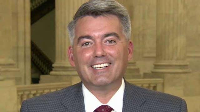Sen. Gardner talks Iran policy, Trump's feud with Democrat 'squad'