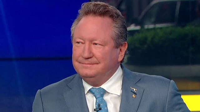 Andrew Forrest on mission to end modern slavery around the world