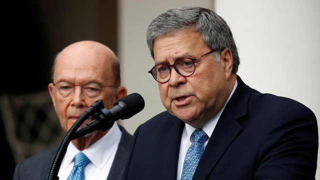 Political theater? House votes to hold Barr, Ross in contempt