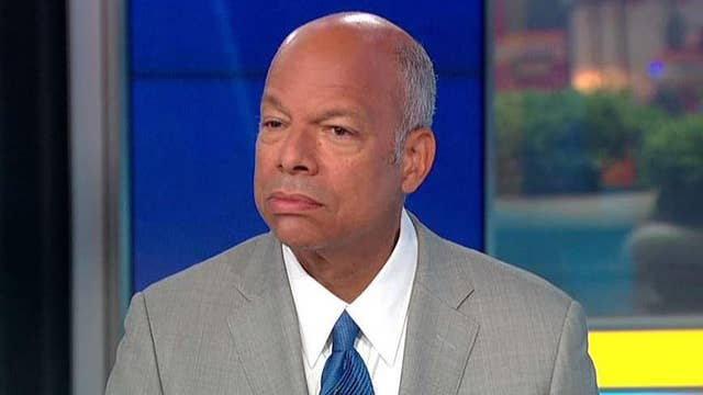 Former DHS secretary Jeh Johnson says Trump can't 'pour gasoline' over relationship with Congress