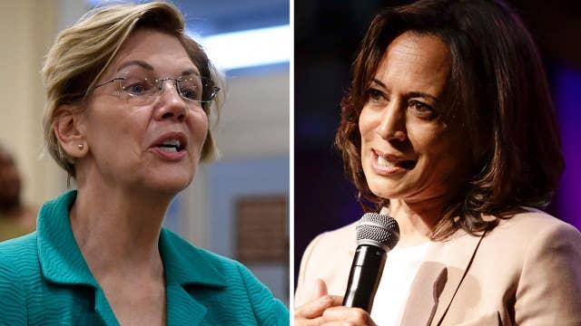 2020 Democrat women denounce Trump's rally attacks on 'the squad'