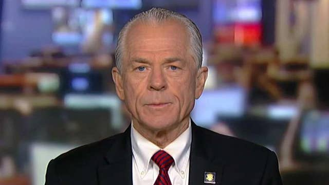 Peter Navarro forecasts Dow 30,000 with two key stimulants