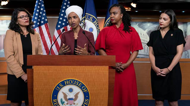 What impact with Trump's feud with the 'Squad' have on 2020?