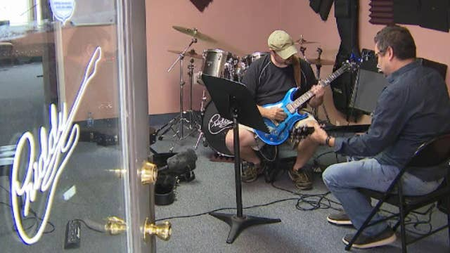 Warrior Music Foundation helps service members transition from the military