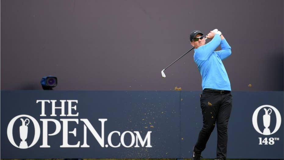 Former British Open winner David Duval cards nightmare first round at major competition