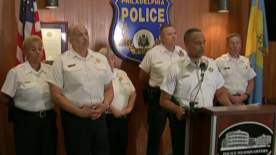 13 Philadelphia police officers fired over offensive Facebook posts