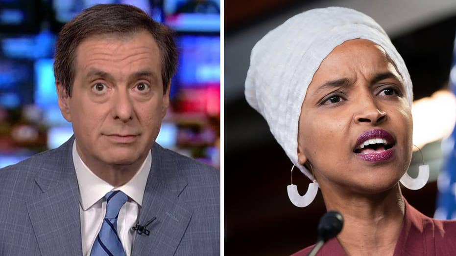 Howard Kurtz: Trump disavows 'send her back' crowd chant against Omar