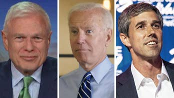 Howie Carr: Joe Biden, Beto O'Rourke are jokes