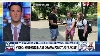 Students blast Obama quote from 2014 on deportation of criminal aliens