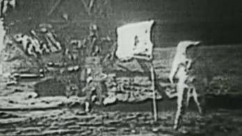 Apollo 11 astronaut's punch almost ended in battery charges