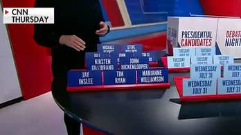 CNN mocked for Democratic debate lottery
