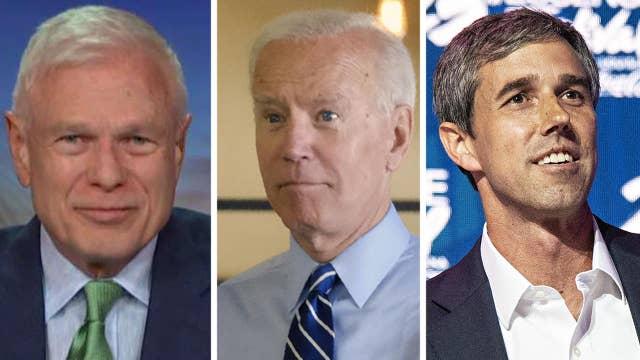 Howie Carr: Joe Biden, Beto O'Rourke are jokes