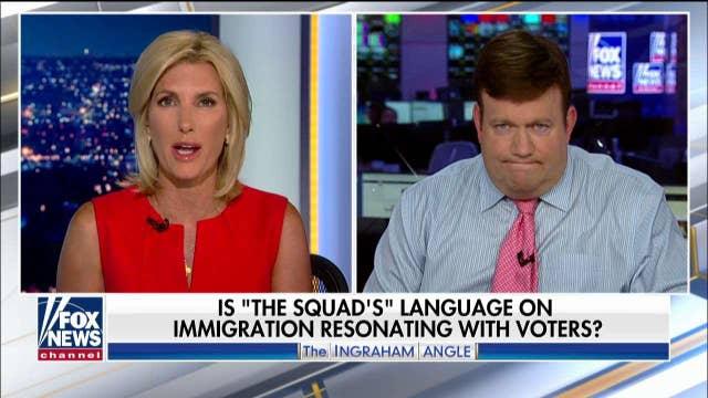 Frank Luntz on Democrats' messaging on immigration, border facilities