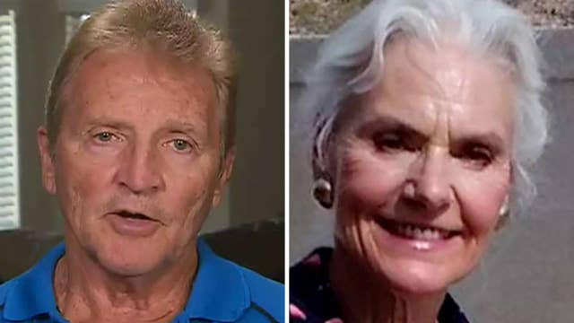 Husband of missing 69-year-old hiker says police consider him a suspect