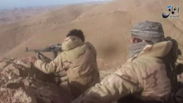 American man accused of becoming ISIS sniper faces federal terror charges