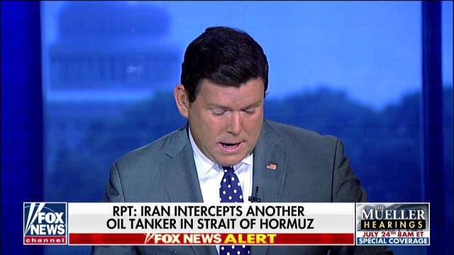 Bret Baier on Iran seizing UK tanker