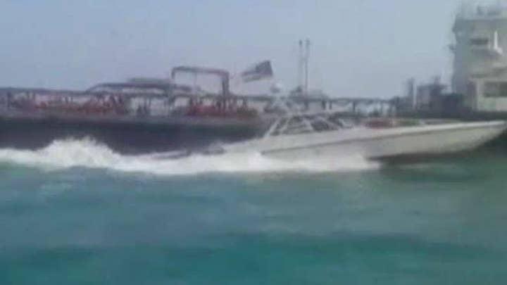 Iran intercepts another UK oil tanker in the Strait of Hormuz