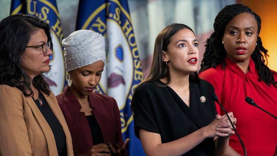 Helen Raleigh: 'The squad' is now the face of the Democratic Party