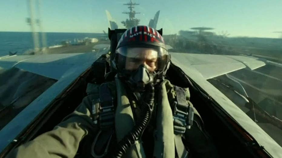 Tom Cruise unveils trailer for 'Top Gun' sequel at San Diego Comic-Con