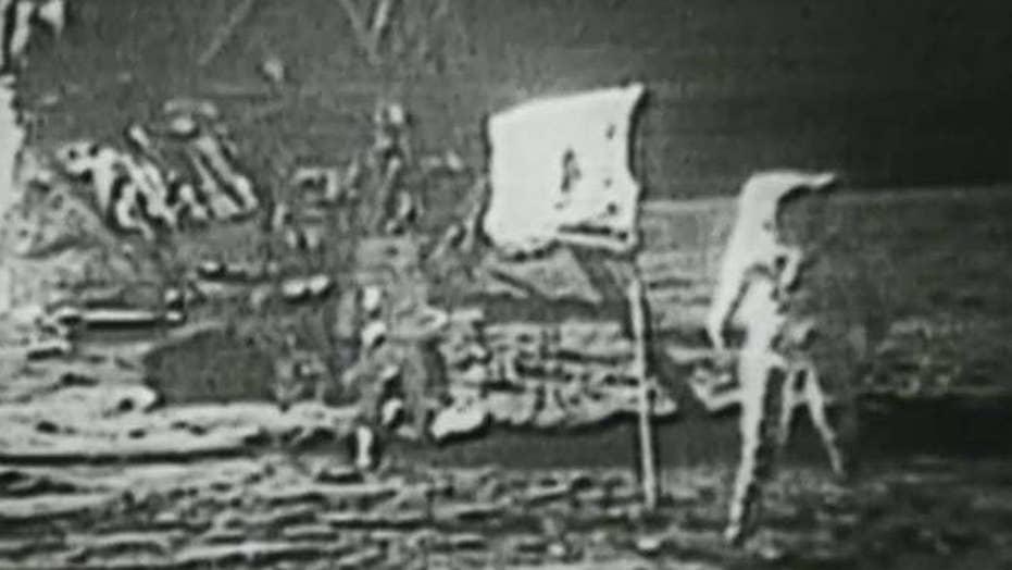 America celebrates the 50th anniversary of the moon landing