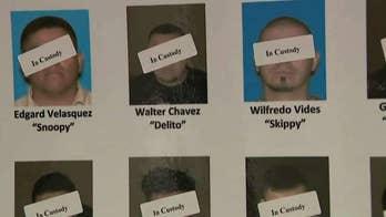 22 MS-13 gang members arrested for brutal murders in California