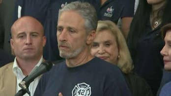 Jon Stewart and Rand Paul clash over 9/11 Victim Compensation Fund