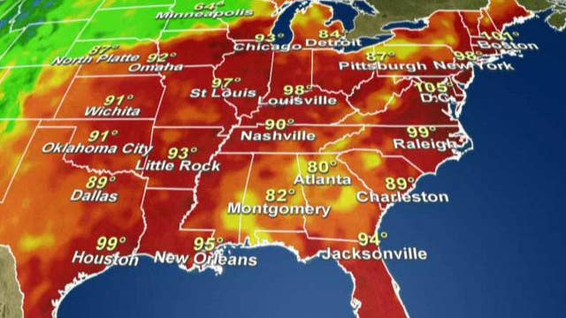 Heat wave spikes energy demand, sparks new blackout fears