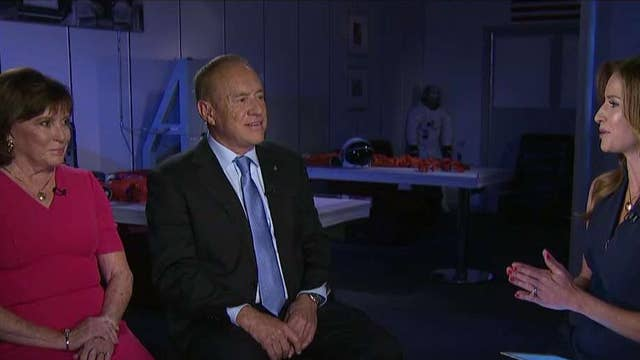 Kristin Fisher sits down with her parents, both former NASA astronauts