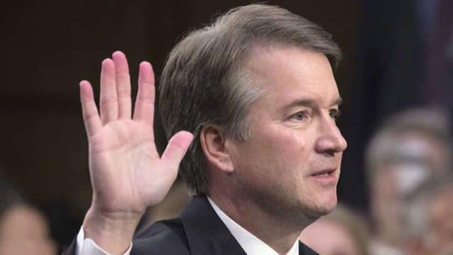 New book goes behind the scenes of Brett Kavanaugh's Supreme Court confirmation fight