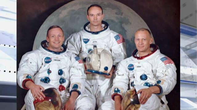 Remembering America's historic mission to the moon