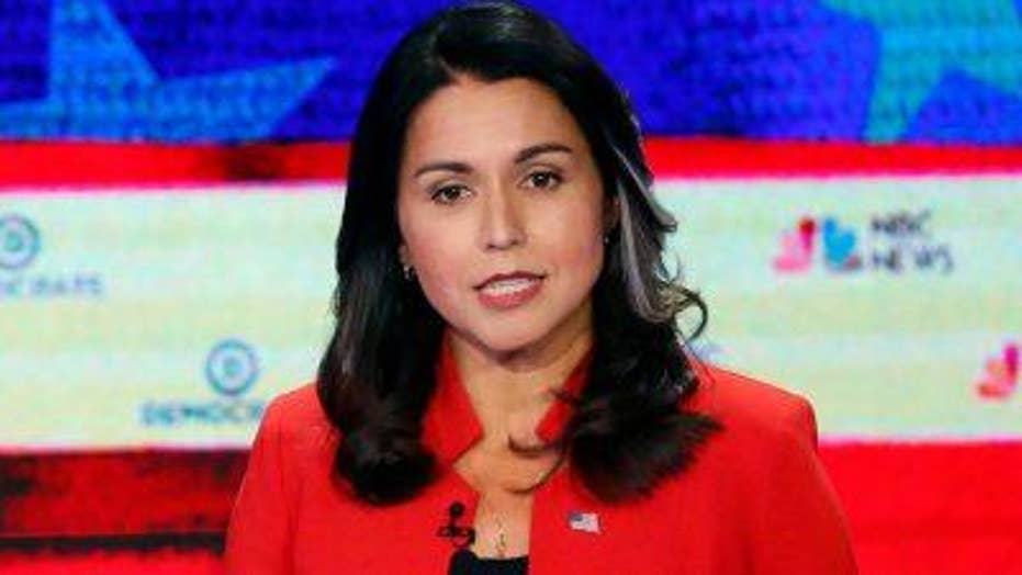 Tulsi Gabbard on tensions with Iran