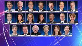 CNN hosts hour long coverage of name drawing for Democratic debate stage