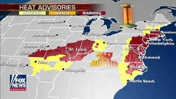 At least six people dead in dangerous heatwave