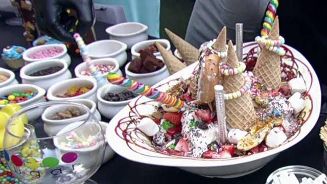Stay cool during the summer heat wave with National Ice Cream Day