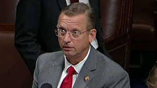 Rep. Doug Collins calls out Speaker Pelosi for violating House rules of decorum