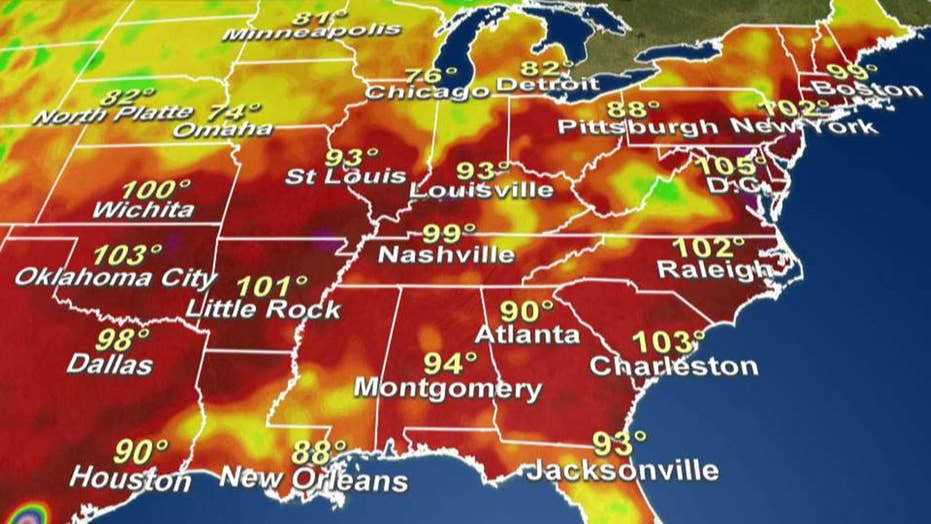 2000 Southern United States heat wave