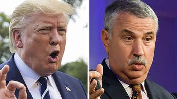 Donald Trump vs. Tom Friedman