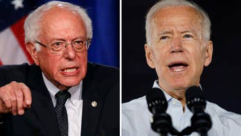 Joe Biden's campaign slams fellow Democrats and their push for 'Medicare-for-all'