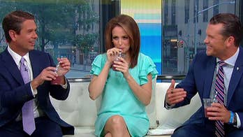 'Fox & Friends' tests out different kind of straws after President Trump weighs in on the debate