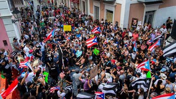 Puerto Rico could see largest demonstration in history as governor fights resignation calls