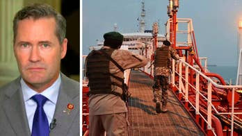 Rep. Mike Waltz on new provocations from Iran: You have to punch bullies in the mouth