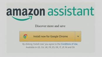 Amazon Assistant browser plugin raises privacy concerns