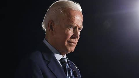 Joe Biden stumbles on MSNBC