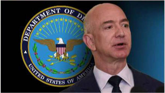 Swamp Watch: Amazon's shady dealings in lobbying and within the government